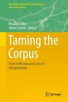 Taming the Corpus