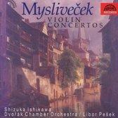 Myslivecek: Violin Concertos / Shizuka Ishikawa, Libor Pesek