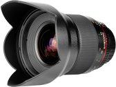 Samyang 16mm T2.2 ED AS UMC CS VDSLR - Prime lens - geschikt voor Sony E