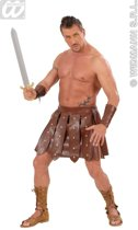 """""""Gladiator set voor volwassenen  - Verkleedattribuut - One size"""""""