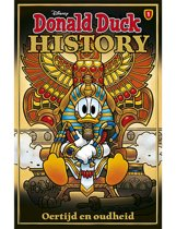 Donald Duck History Pocket 1 - Oertijd en oudheid