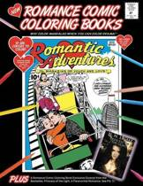 Romance Comic Coloring Book #7