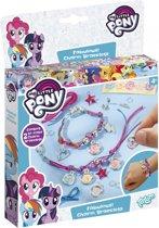 My Little Pony Bedelarmbanden maken - Totum Knutselset