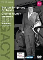 Schumann: Genoveva Overture; Symphony No. 2; Schubert: Symphony No. 5