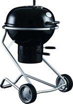 Rösle F60 Houtskoolbarbecue - Zwart