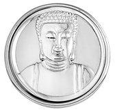 More Chunks - Stalen chunk Buddha