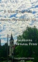 F. Scott Fitzgerald összes elbeszélései-VII.