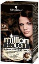 Schwarzkopf Million Color 3-65 - Haarverf