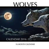 Wolves Calendar 2016