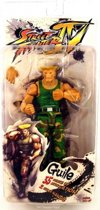 Street Fighter IV Action Figure Guile
