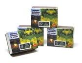 Ecodis Lucifers - FSC - 4 Stuks - Ecologisch Hout