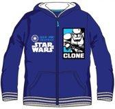 Star Wars vest 'Clone' maat 104 blauw