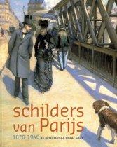 Schilders van Parijs 1870-1940