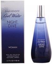 Davidoff Cool Water Night Dive 30 ml - Eau De Toilette - Damesparfum