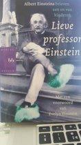 Lieve Professor Einstein