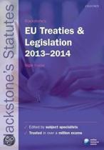 Blackstone's EU Treaties and Legislation