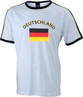 Luxe Duitsland shirt heren L
