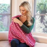 Bebe Au Lait Cotton Jersey - Verzorgingssjaal - Malibu
