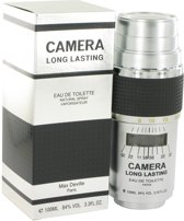 Max Deville Camera Long Lasting eau de toilette spray 100 ml