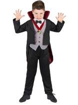 Vampier kostuum voor jongens - Verkleedkleding