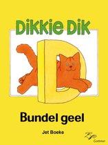 Omslag van 'Bundel geel'