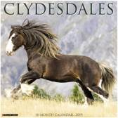Clydesdales 2019 Wall Kalender