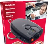 Alcohol Tester Sleutelhanger | Alcohol Test Keychain | Compacte Adem Tester | Alcoholtest
