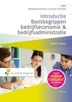 Bedrijfseconomie in breder verband - Introductie basisbegrippen bedrijfseconomie & bedrijfsadministratie