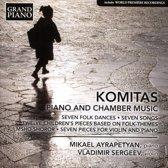 Piano And Chamber Music