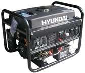 Hyundai generator 2.8kW 198cc motor
