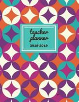 Teacher Planner 2018 - 2019 Psi
