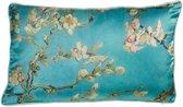 Beddinghouse x Van Gogh Museum Blossom - Sierkussen - 30x50 cm - Blauw