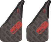 Elvedes BikeBuddie Duo Pedal protect.kit(2 fiets)BB2013003