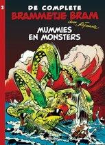 Brammetje bram, de complete Lu02. mummies en monsters luxe editie