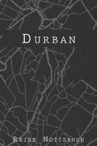 Durban Reise Notizbuch