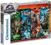 Clementoni Supercolor Puzzel Jurassic World 104 Stukjes (27099)