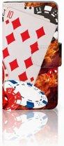 Sony Xperia Z3 Compact Uniek Ontworpen Design Hoesje Casino
