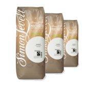 Simon Levelt Originale gemalen koffie - 3 x 1000 gram