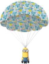 Minions Parachute Kevin 45 Cm Geel