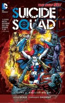 Suicide Squad (02): Basilisk Rising (The New 52)