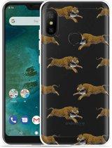 Xiaomi Mi A2 Lite Hoesje Leopard
