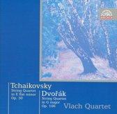 Tchaikovsky: String Quartet in E flat minor Op. 30; Dvorak: String Quartet in G major Op. 106