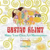 Gustav Klimt (Art Colouring Book)
