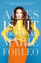 Boek cover Alles is uitvogelbaar van Marie Forleo