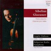 Sibelius; Glazunov: Violin Concertos / Dubeau