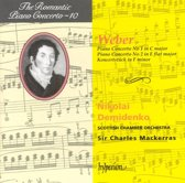 Weber: Piano Concertos / Demidenko, Mackerras, Scottish