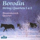 Borodin: String Quartet 1 & 2
