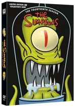 The Simpsons - Seizoen 14 (Limited Edition Head-Box)
