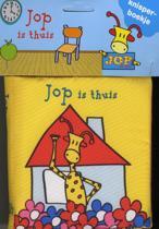 Knisperboekjes - Jop is thuis