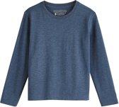 Coolibar - UV-shirt voor kinderen - Blauw
